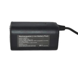 Batteripack pannlampa